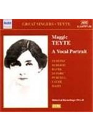 Maggie Teyte - A Vocal portrait