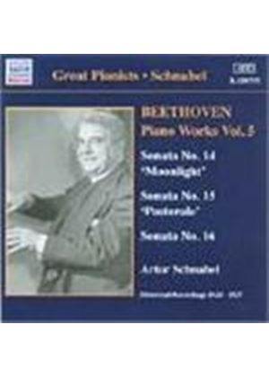 Beethoven: Piano works, Vol 5