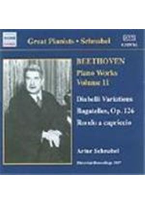 Beethoven: Piano Works, Vol 11