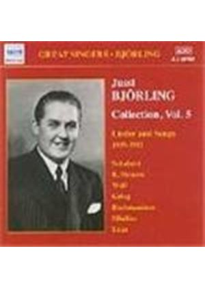 Jussi Björling - Collection, Vol. 5