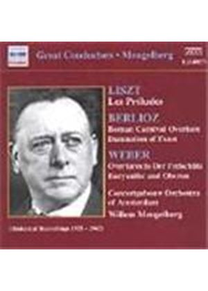 Mengelberg conducts Orchestral Works