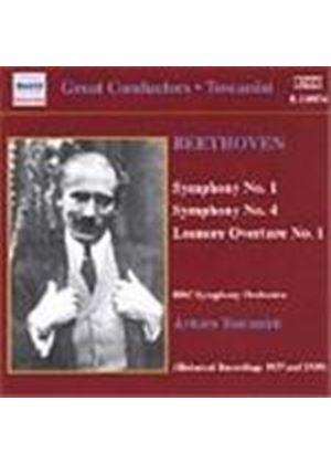 Beethoven: Symphony Nos 1 & 4