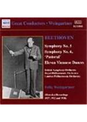 Beethoven: Symphony No 5 and 6