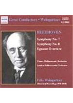 Beethoven: Symphonies Nos 7 and 8