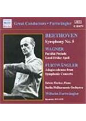 Beethoven: Symphony No 5; Wagner: Parsifal Prelude and Good Friday Spell