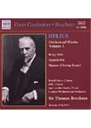 Delius: Orchestral Works Vol 3