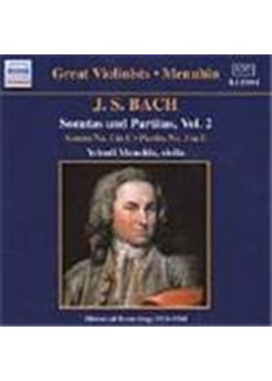 Bach: Sonatas and Partitas, Volume 2