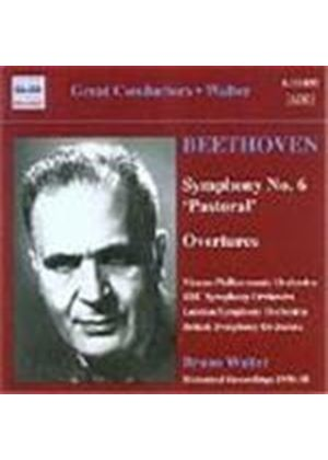 Beethoven: Symphony No 6; Overtures