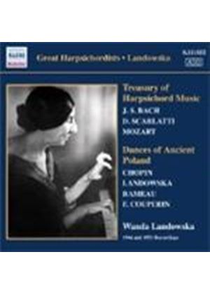 Wanda Landowska Treasury of Harpsichord Music; Dances of Ancient Poland