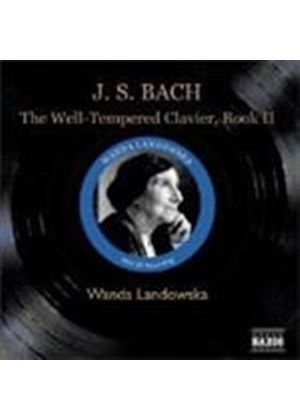 Bach: (The) Well-Tempered Clavier, Book 2.