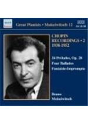 Great Pianists - Moiseiwitch, Vol 12