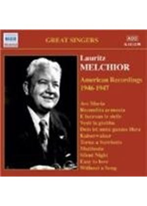 Lauritz Melchior - American Recordings 1946 - 47 (Music CD)
