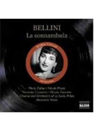 Bellini: La Sonnambula (Music CD)