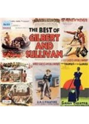 Gilbert And Sullivan - The Best Of (DOyly Carte Opera Company) (Music CD)