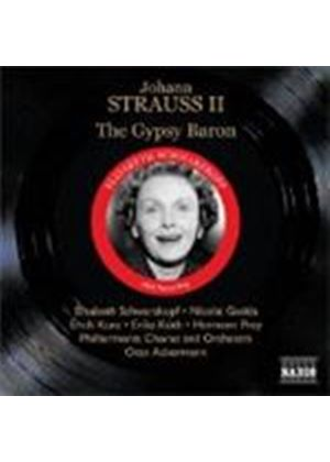 Strauss, J II: (Der) Ziguenerbaron, \\'The Gypsy Baron\\' (Music CD)