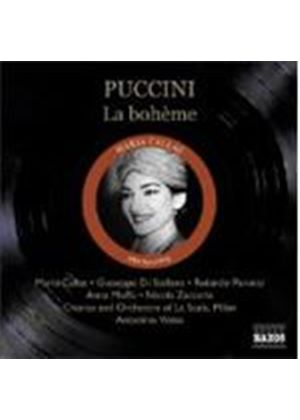 Puccini: La Boheme (Music CD)