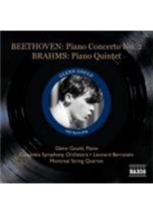 Beethoven: Piano Concerto No. 2 (Music CD)