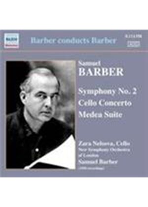 Barber: Symphony No 2 (Music CD)