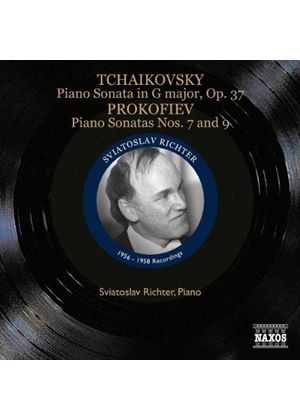 Tchaikovsky: Piano Sonata; Prokofiev: Piano Sonatas Nos. 7 and 9 (Music CD)
