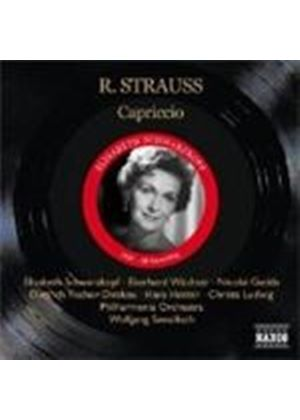 Strauss, R: Capriccio (Music CD)