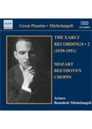 Arturo Michelangeli - Early Recordings, Vol 2 (Music CD)