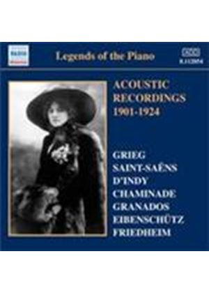 Legends of Piano, Vol 1 (Music CD)