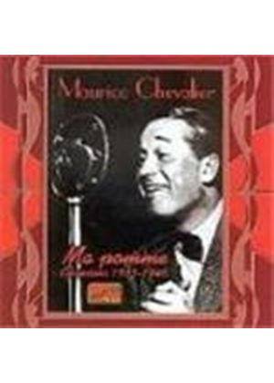 Maurice Chevalier - Ma Pomme Chansons 1935 - 1946