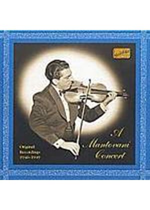 Mantovani And His Orchestra - A Mantovani Concert (Music CD)