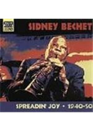 Sidney Bechet - Spreadin' Joy 1940-1959