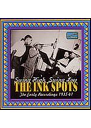 The Ink Spots - Swing High, Swing Low - The Early Recordings 1935 - 1941 (Music CD)