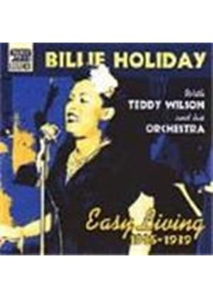 Billie Holiday - Billie Holiday Vol.1 (Easy Living 1935-1939)