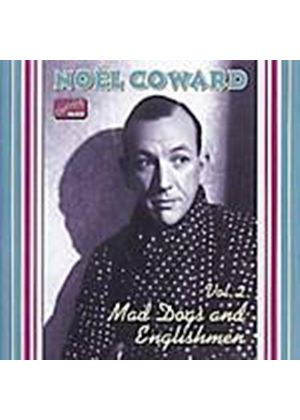 Noel Coward - Complete Recordings Vol. 2 (Mad Dogs And Englishmen) (Music CD)
