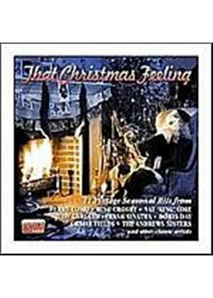 Various Artists - That Christmas Feeling (Music CD)