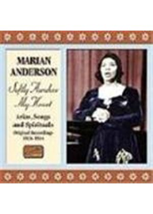Marian Anderson - Softly Awakes My Heart (Arias Songs And Spirituals - Original Recordings 1924-1944)