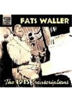 Fats Waller - Handful Of Keys, A (The 1935 Transcriptions)