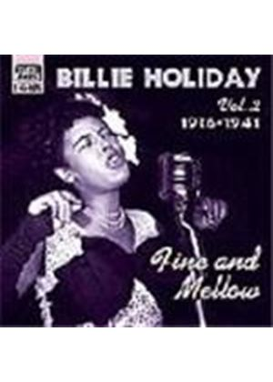 Billie Holiday - Billie Holiday Vol.2 (Fine & Mellow/Original Recordings 1936-1941)