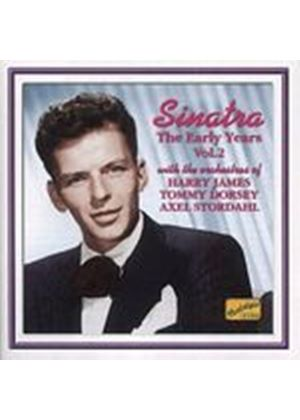 Frank Sinatra - The Early Years Vol. 2 (Music CD)