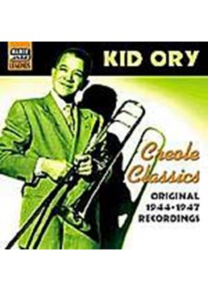 Kid Ory And His Creole Jazz Band - Creole Classics (Music CD)