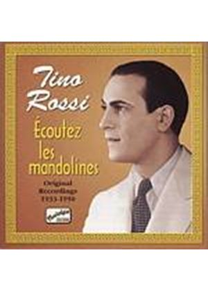 Tino Rossi - Ecoutez Les Mandolines - Original Recordings 1933 - 1950 (Music CD)