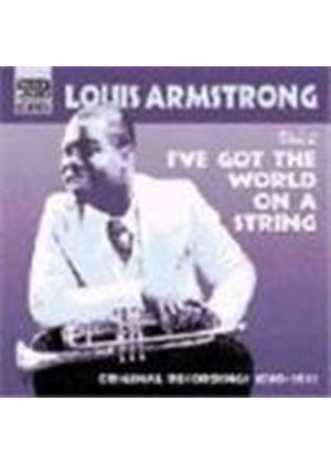 Louie Armstrong - I've Got The World On A String (Original Recordings 1930-1933)