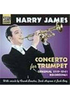 Harry James - Concerto For Trumpet (Original 1939-1941 Recordings)