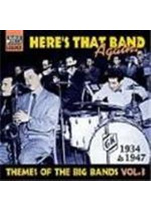 Various Artists - Here's That Band Again (Themes Of The Big Bands Vol.3 1934-1947)