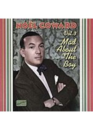Noel Coward - Mad About The Boy (His Majestys Theater Orchestra) (Music CD)
