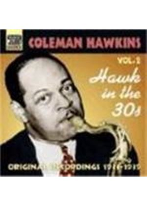 Coleman Hawkins - Coleman Hawkins Vol.2 (Hawk In the 30's/Original Recordings 1933-1939)