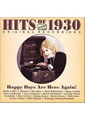 Various Artists - The Hits Of 1930 (Music CD)