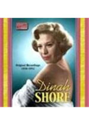Dinah Shore - Original Recordings 1939-1951
