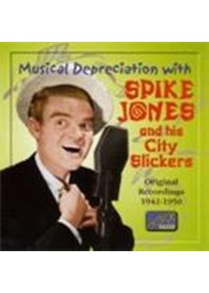 Spike Jones & His City Slickers - Musical Depreciation