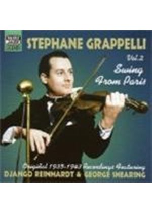 Stephane Grappelli - Swing From Paris (Original Recordings 1935-1943)