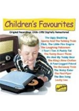 Various Artists - Children's Favourites (Original Recordings 1926-1952 Digitally Remastered)