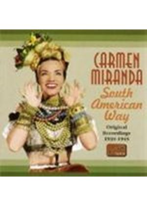 Carmen Miranda - South American Way (Original Recordings 1939-1945)